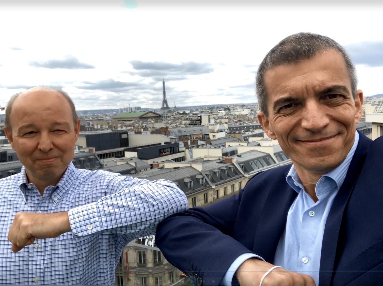 Antoine Hurtado und Jochen Cronemeyer, TORTUGA, Paris