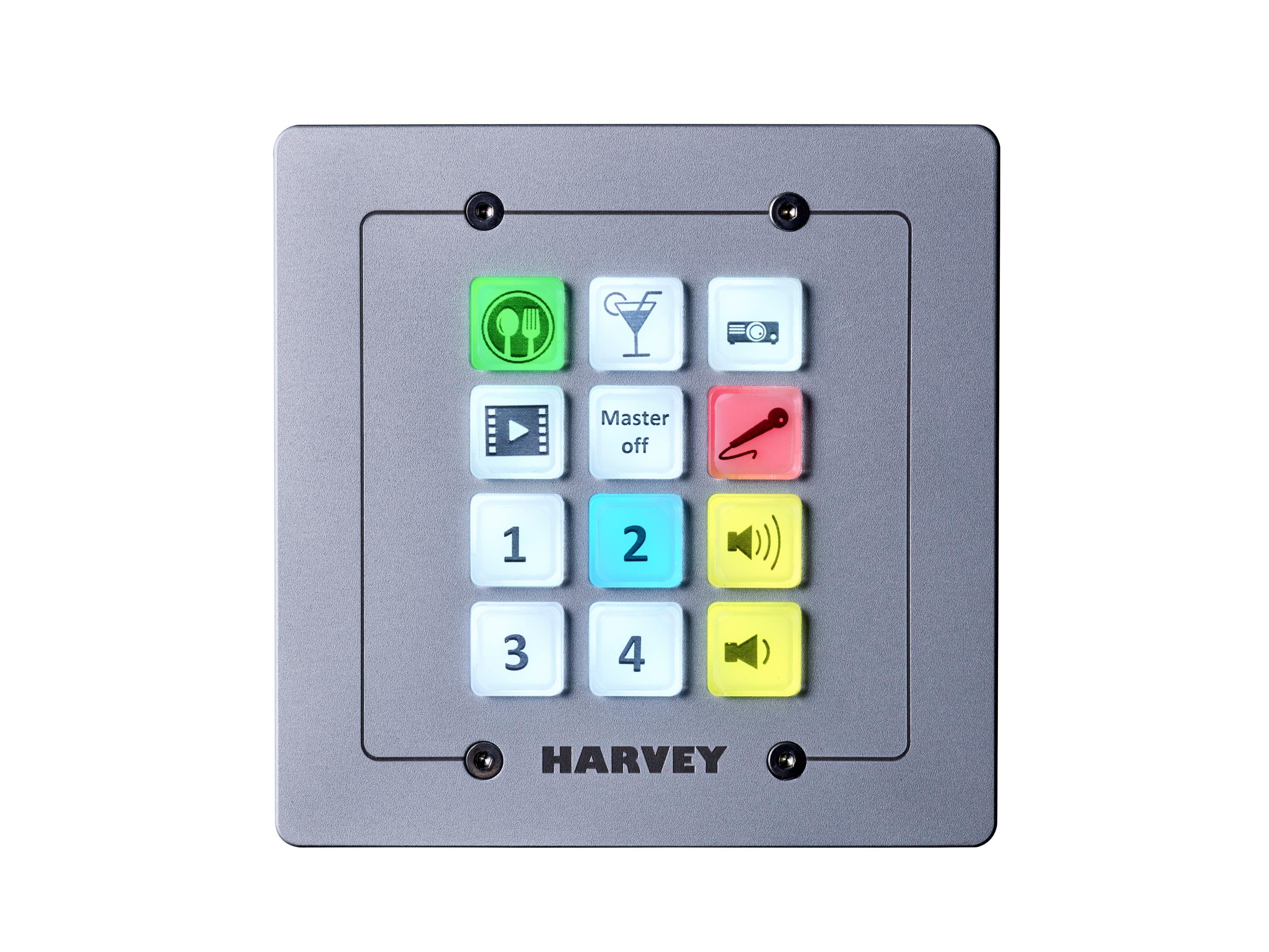 HARVEY Remote Control RC12 US-AL
