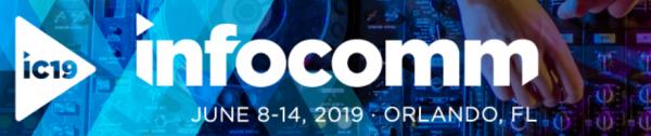 Logo InfoComm 2019