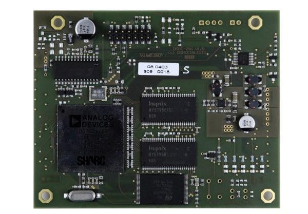 DSP-Board DSPE-256