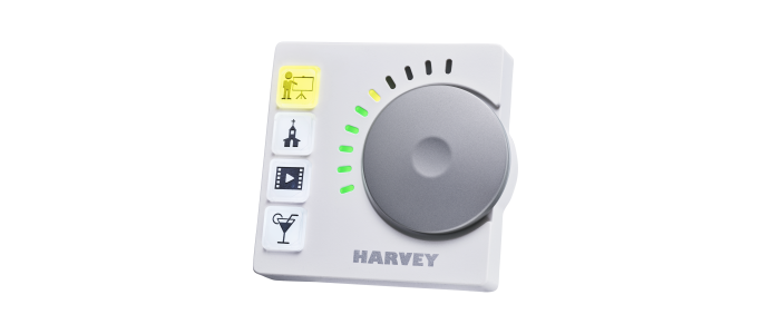 HARVEY Remote Control RC4-EU