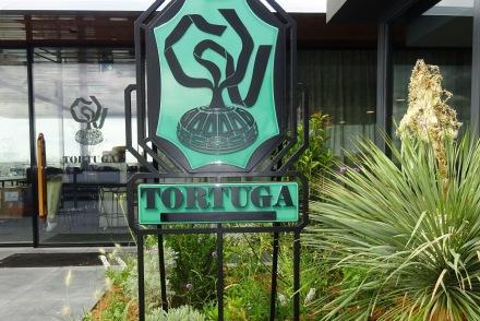 Dachrestaurant TORTUGA, Galeries Lafayette, Paris, Frankreich